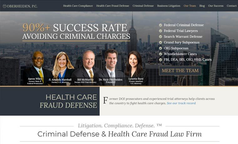 website How to Create a Successful Law Firm