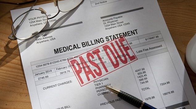 Billing Paperwork In Order Scared of Huge Medical Bills? Here Are 3 Things You Can Do Right Now