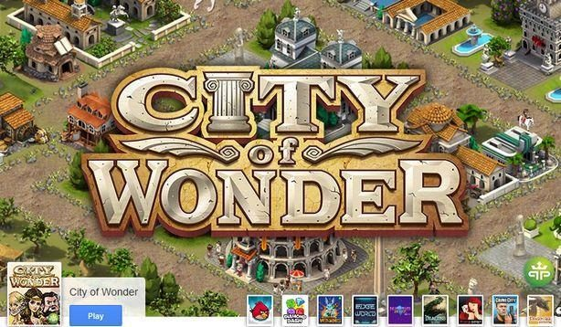 City of Wonder on Facebook