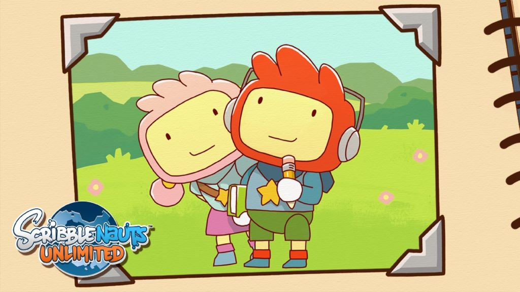 Scribblenauts guide action solutions