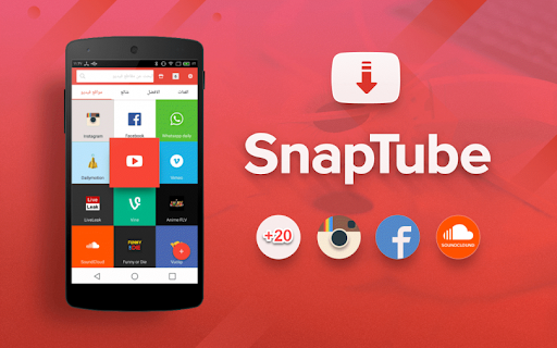 Snaptube Wonderful Video Downloading Apps for Android Users