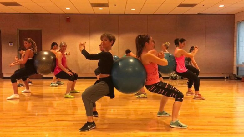 Choosing a yoga dance ball
