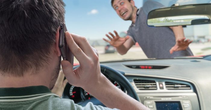 Distracted Driving and Personal Injury cases in Denver