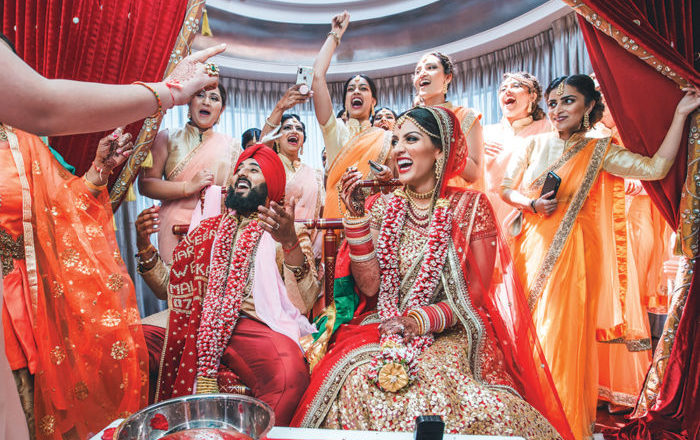 The Fascinating Ceremony of Indian Weddings