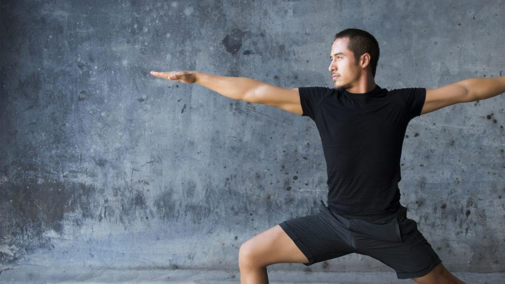 mens hot yoga shorts