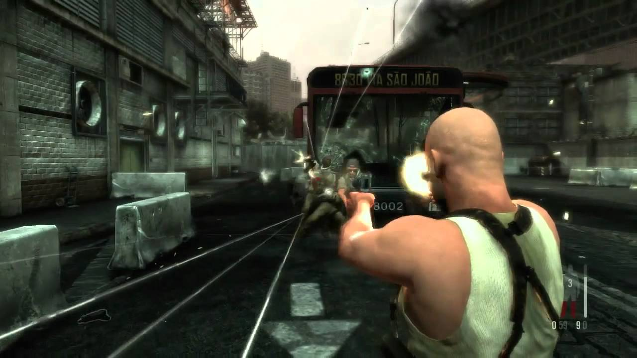 Max Payne 3 And Best Old 90s Games On Windows Pc