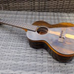 Chord voicing and fingering for tenor ukulele