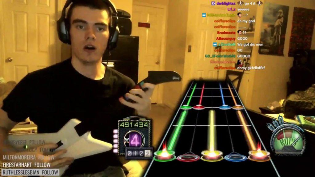Guitar Hero player tips