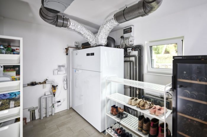 Heat Recovery Ventilation System inhouse Why You Should Include a Heat Recovery Ventilation System in Your Building Project Why You Should Include a Heat Recovery Ventilation System in Your Building Project