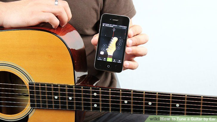 How to tune guitar