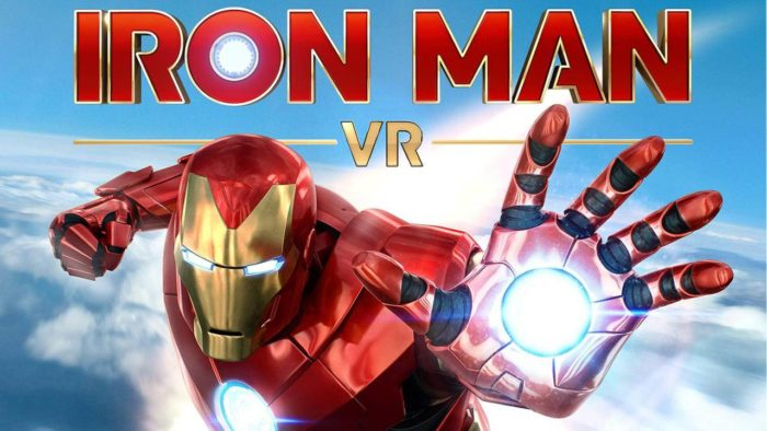 Iron Man VR The top up-and-coming video games that should be on your wishlist