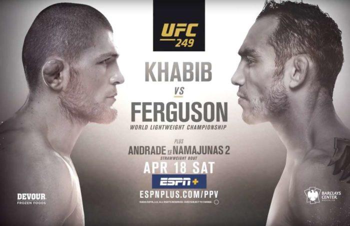 UFC 249 - Will Nurmagomedov Still Defend His Title?