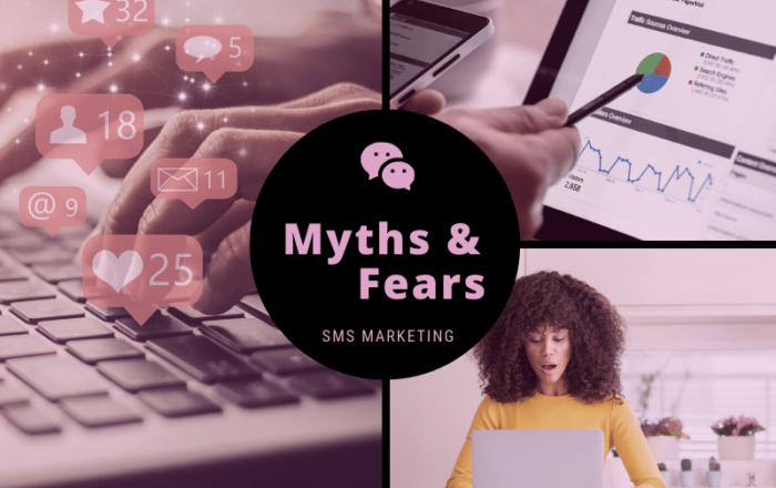 Widespread Fears And Myths Connected With SMS Marketing