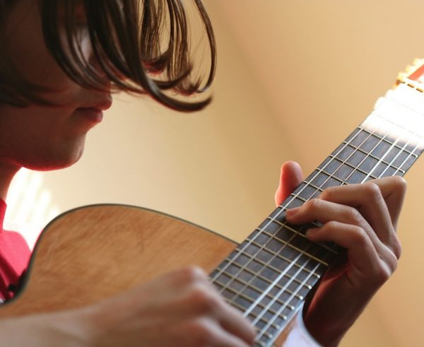 tips to tune guitar