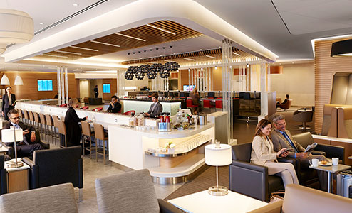 vacation - Airport lounges