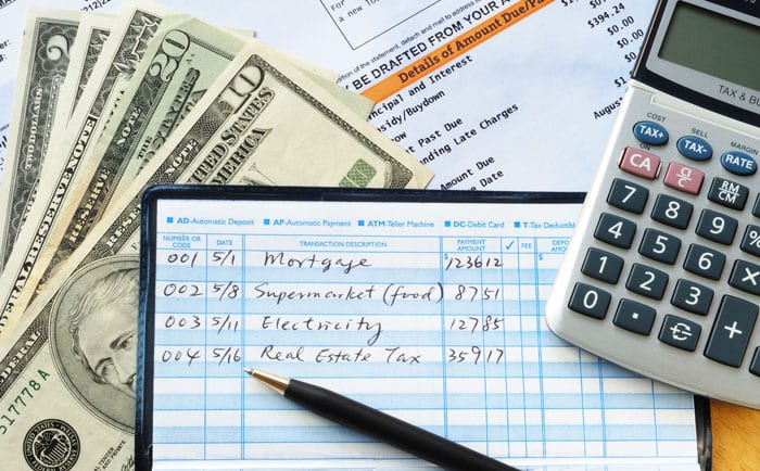 Create a Monthly Budget How To Get Back On Your Feet Financially