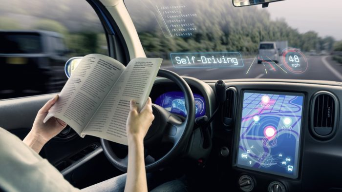 Driverless Vehicles How Industry 4.0 Changed the Internet for the Better