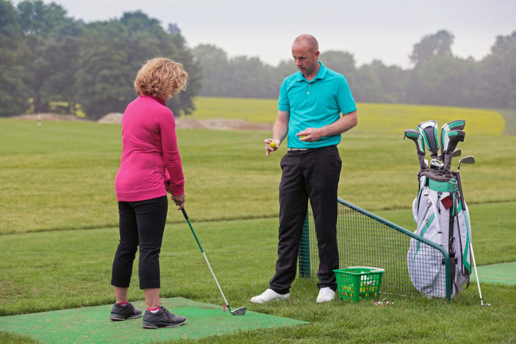 Five good habits for a better golf game