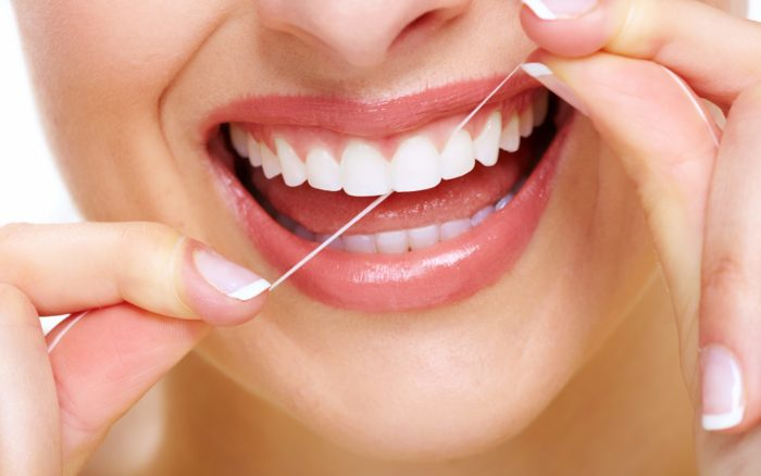Flossing is as important as brushing Morning Routine That Will Improve Your Health