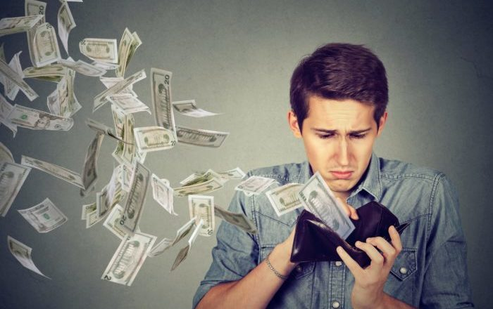 How To Get Back On Your Feet Financially
