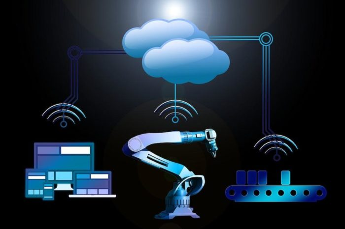 Industrial AI and the Cloud How Industry 4.0 Changed the Internet for the Better