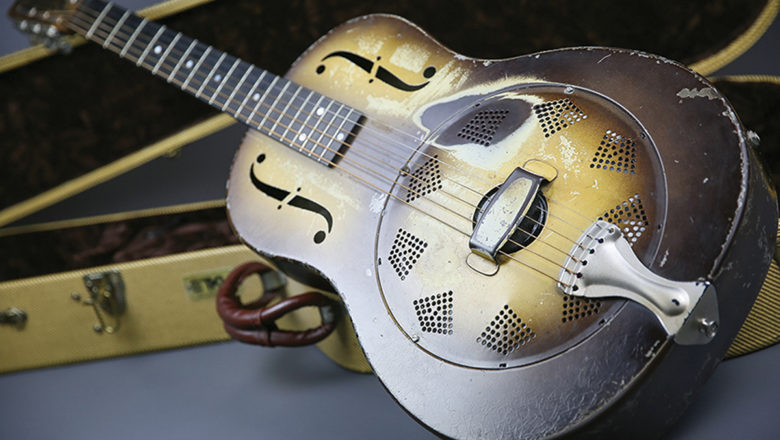 National Resonator (Steel) Guitar – development and history
