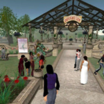 Second life in virtual worlds and MMORPGs