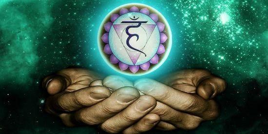 The fifth chakra – Vishuddha, throat chakra meditation