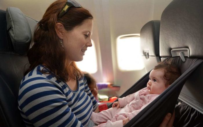 Air Travel with Baby is Easier with This Guide