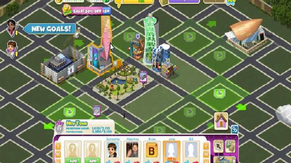Zynga's CityVille takes players beyond the farm