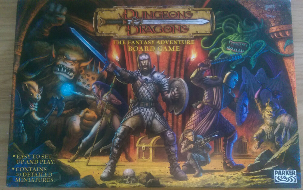 Dungeons & Dragons Tiny Adventures