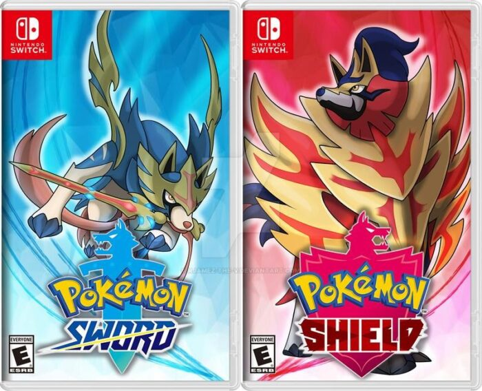 Pokémon Sword and Shield Enjoy these Top 5 Nintendo Switch Games (and more) with JustLoveE-Gifts
