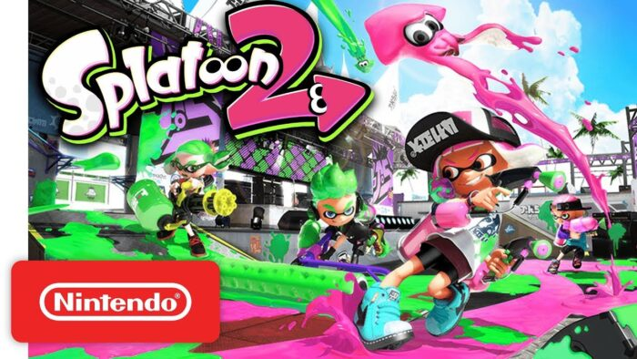 Splatoon 2 Enjoy these Top 5 Nintendo Switch Games (and more) with JustLoveE-Gifts