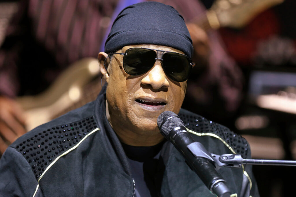 Stevie Wonder: Where I'm Coming From