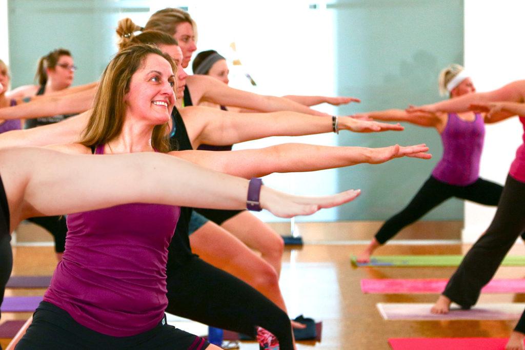 hot room yoga