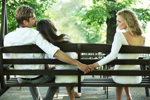 partner unfaithful