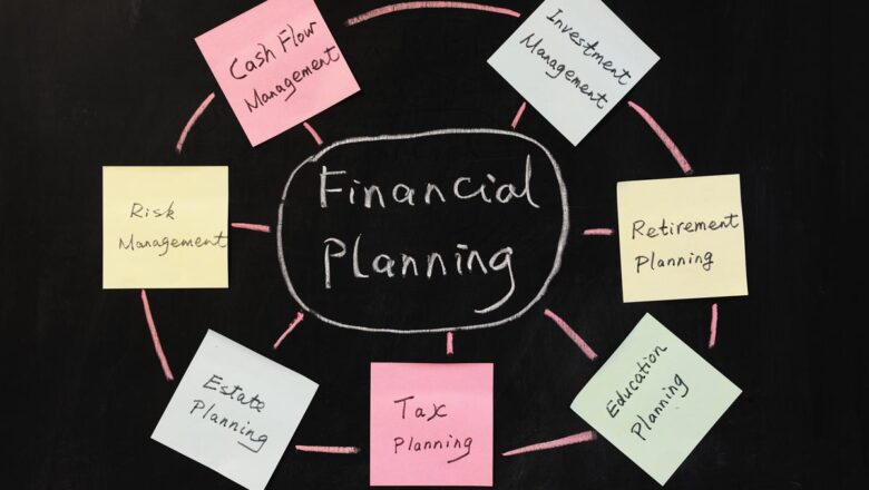 Financial wealth management and business planning