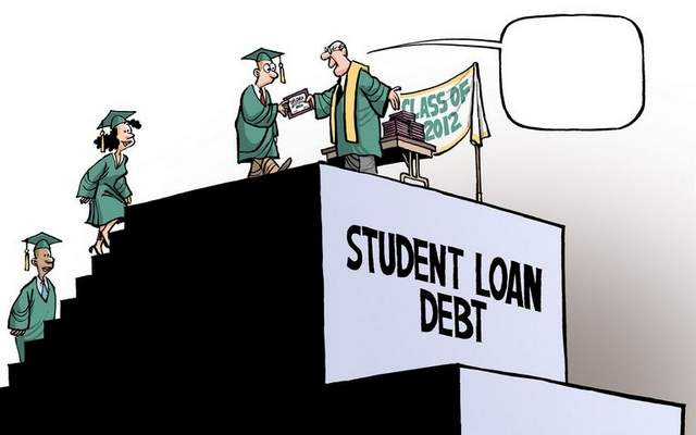 How to clear college student loan debt