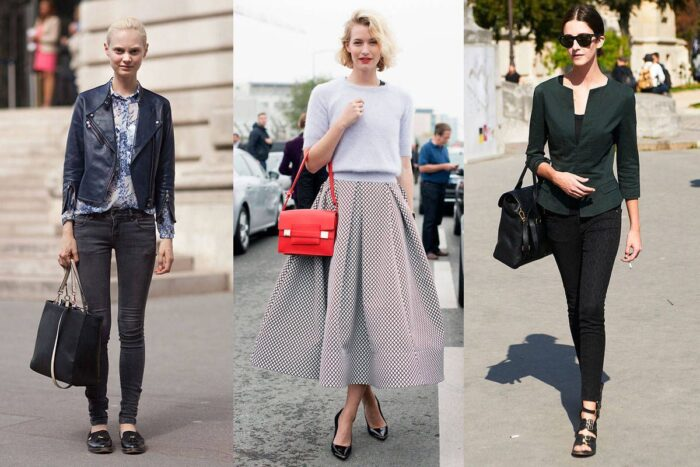 SHOPPING FOR CLOTHES THAT GIVE YOU A SLIMMER LOOK