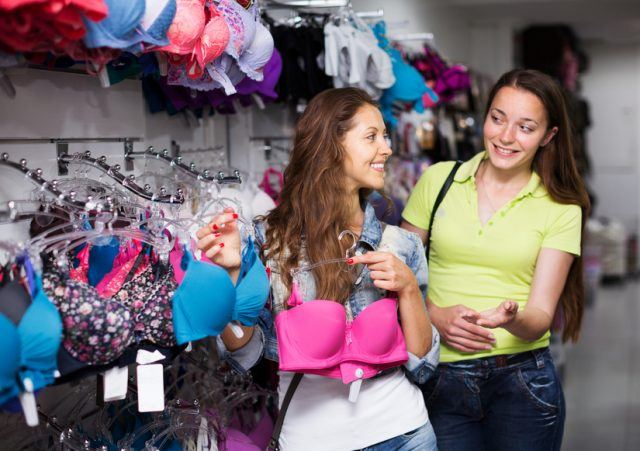 inner wear SHOPPING FOR CLOTHES THAT GIVE YOU A SLIMMER LOOK