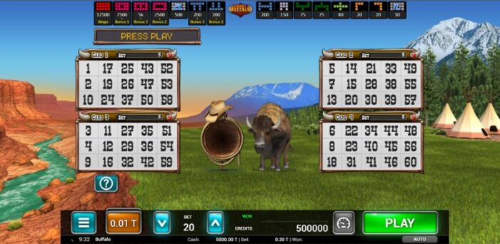 Buffalo Bingo TOP SIX ONLINE BINGO GAME UPDATES YOU CAN'T MISS