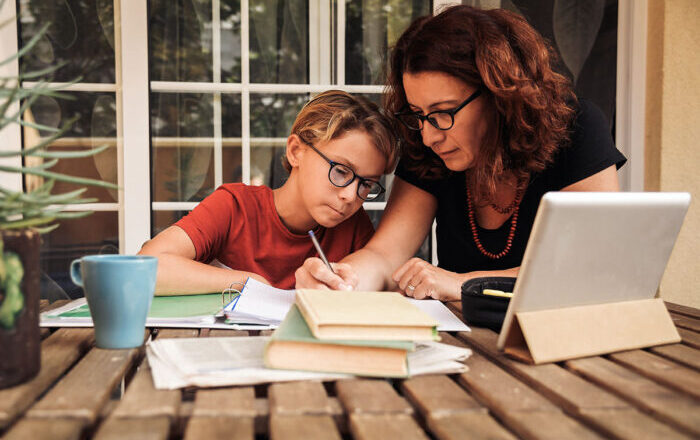 How to Set Up a Child to Study From Home and Not to Go Crazy: 15 Psychological Tips