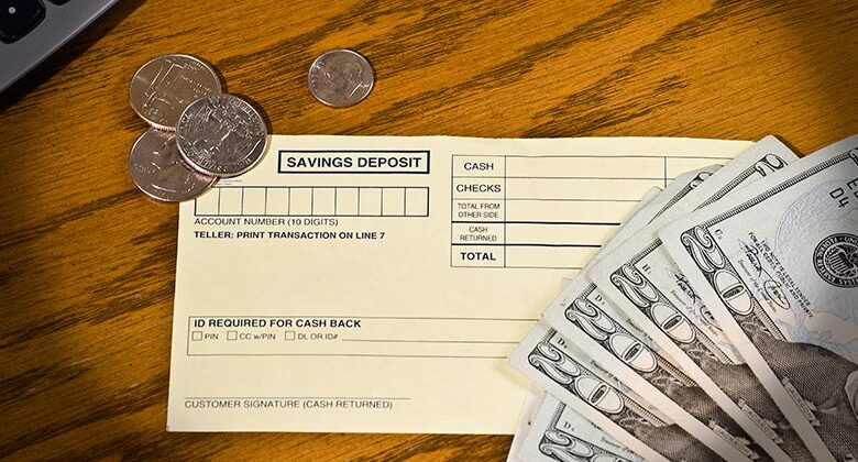 Money market deposit account and saving for house