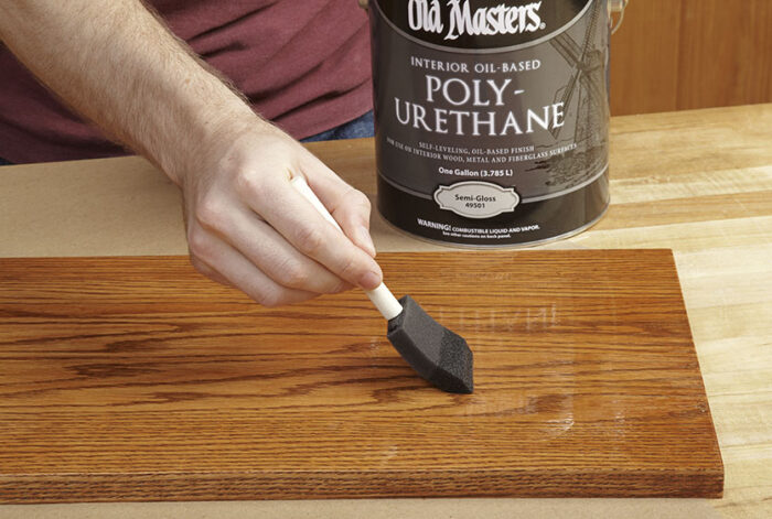 finishing a wood surface Tips for better, faster DIY you need to know