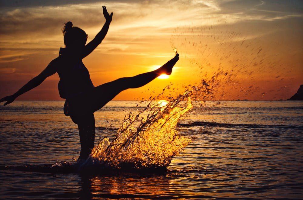 Bikram yoga retreat