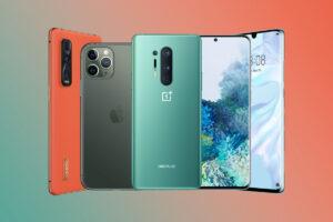 The Most Popular Smartphones in 2020