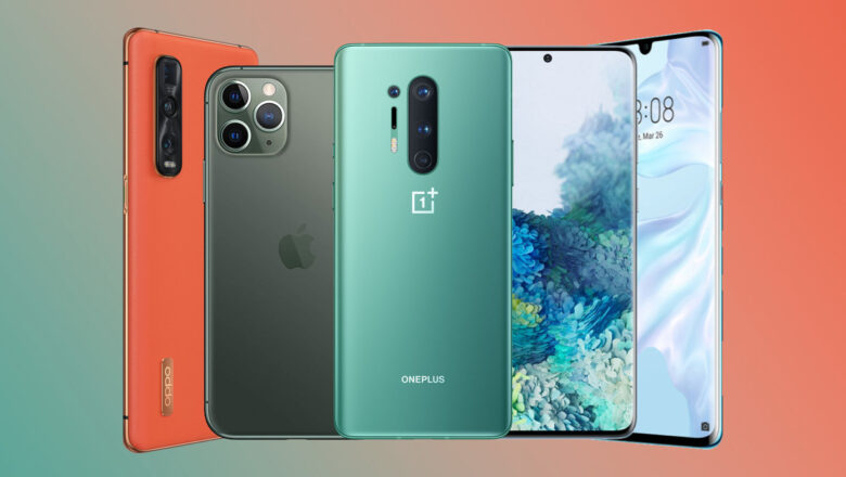 The Most Popular Smartphones in 2020