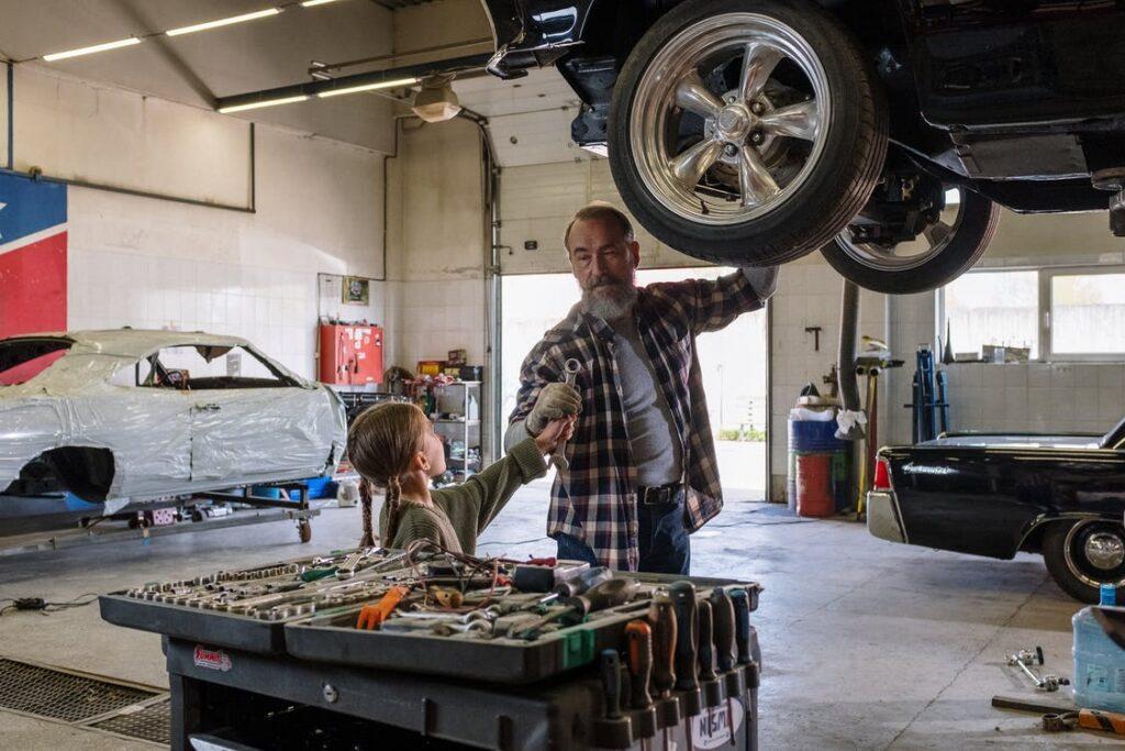 auto repair bargaining