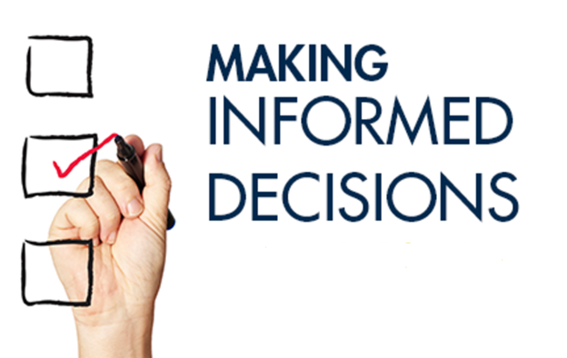 How to make informed decisions when day trading stocks?