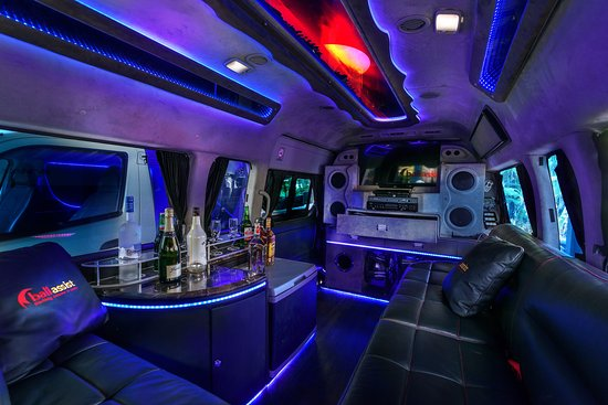 Party Bus Are Becoming The Talk Of The Town